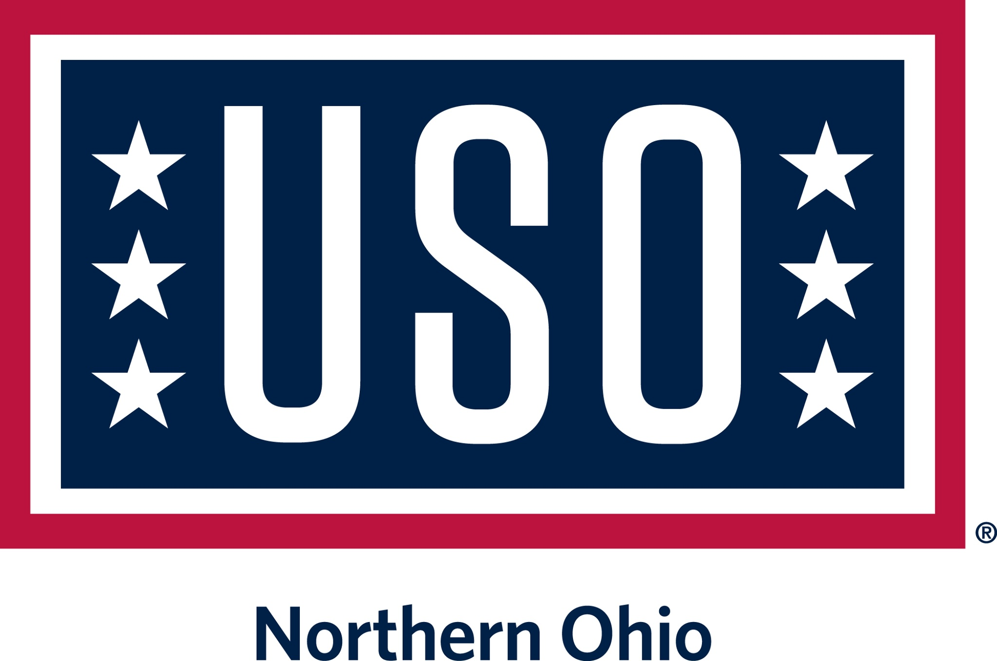 USO Norther Ohio Logo